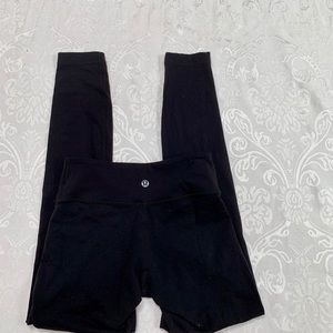 lululemon athletica Pants - Lululemon size 2 black